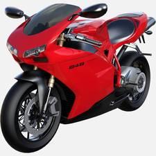 New Ducati 848