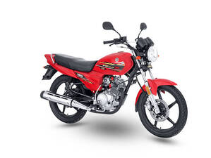 New Yamaha YB 125Z-DX