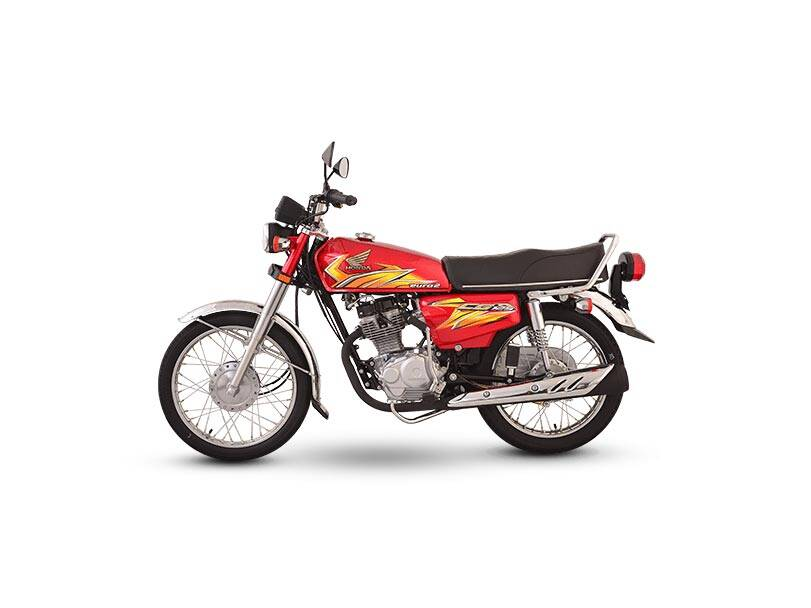 Honda CG 125 User Review