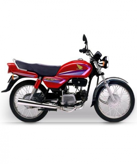 Honda CD 100 Euro 2 User Review