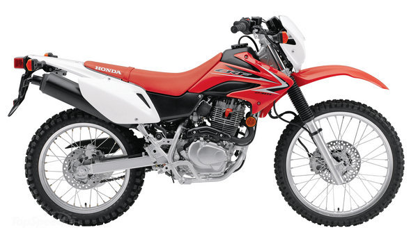 Honda CRF 230L User Review