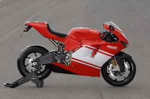 New Ducati Desmosedici RR