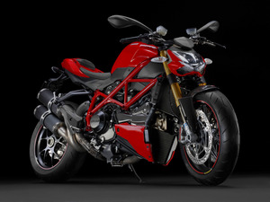 New Ducati Streetfighter S