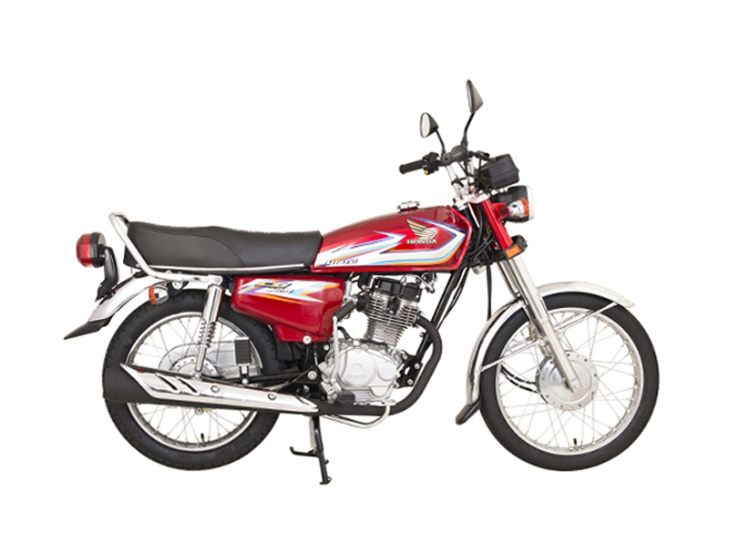 Honda Cg 125 2018 Price In Pakistan Overview And Pictures