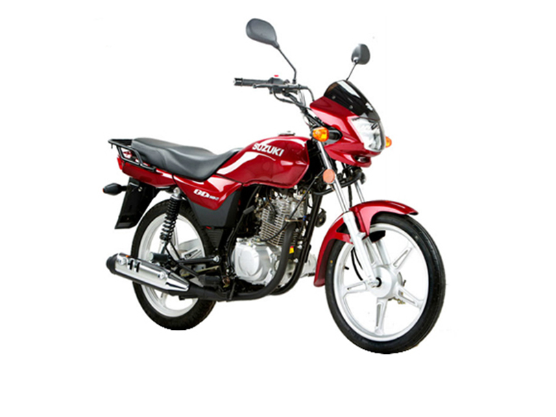 Suzuki GD 110S User Review