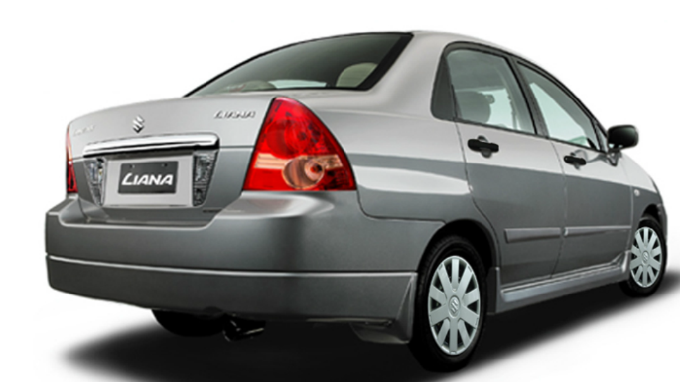 Suzuki Liana Price in Pakistan, Pictures and Reviews | PakWheels