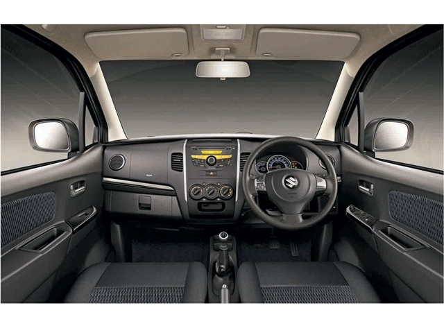 Suzuki Wagon R 2017 Interior Dashboard