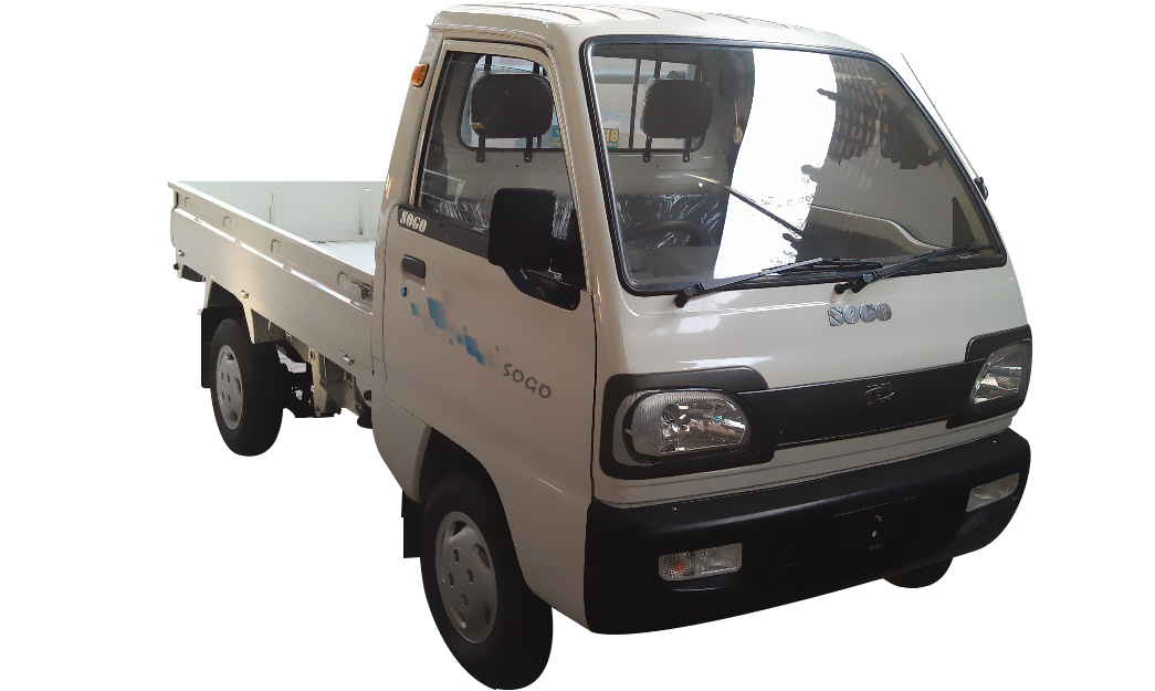 Sogo Pickup  Exterior Front View