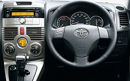 Toyota Rush 2017 Interior Dashboard