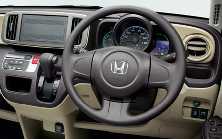 Honda N One  Interior Dashboard