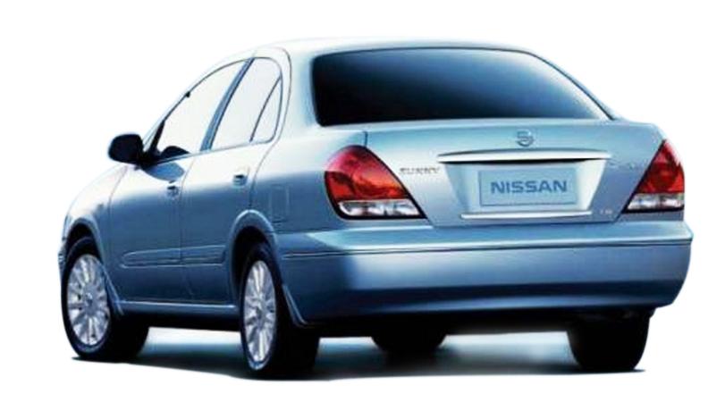 Nissan Sunny 2010 Exterior Rear End