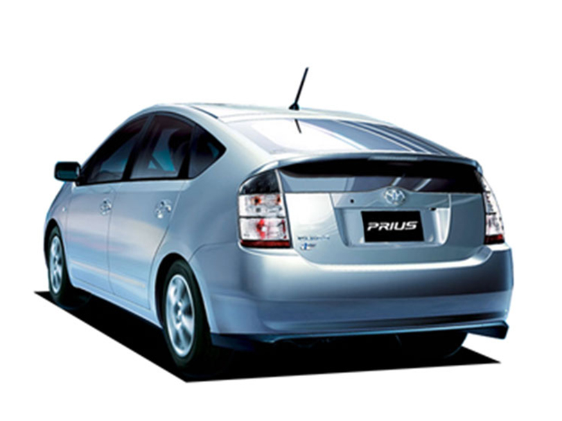 Toyota Prius 2009 Exterior Rear End