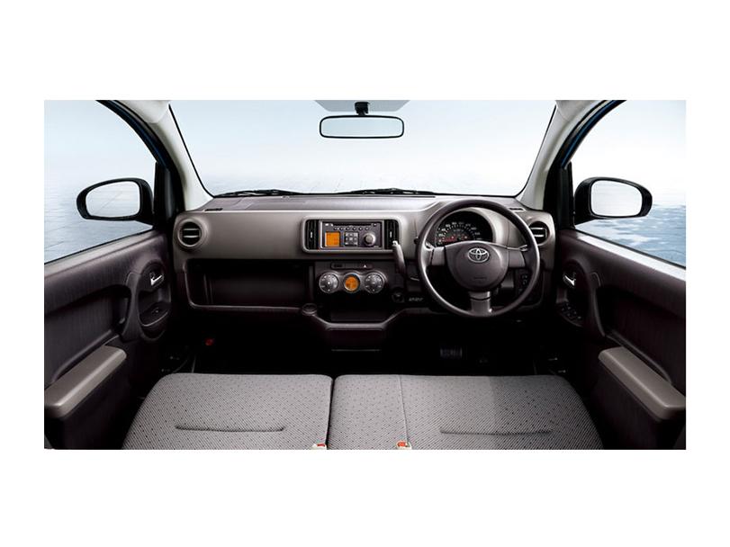 Toyota Passo 2016 Interior Dashboard