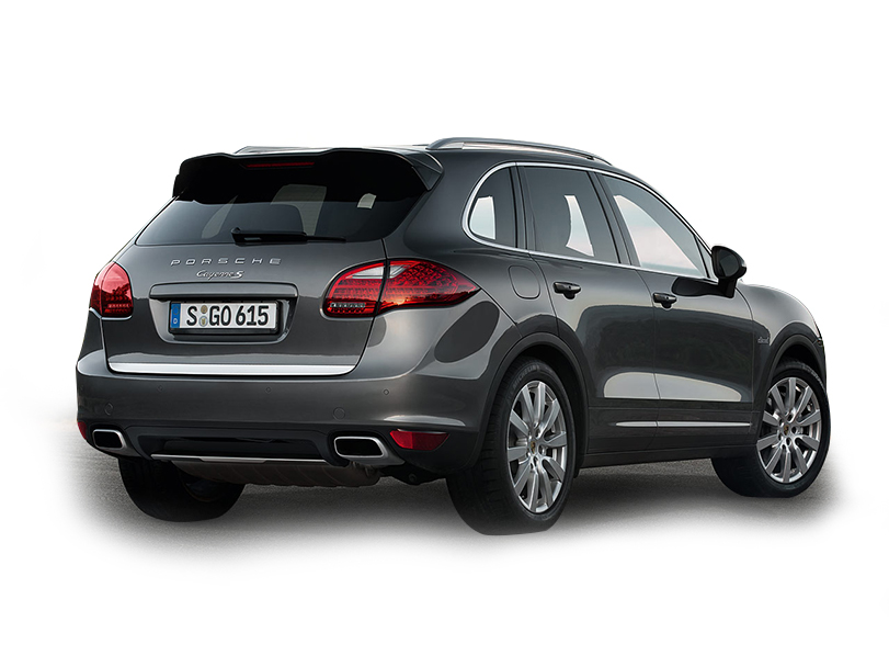 Porsche Cayenne 2018 Exterior Rear End
