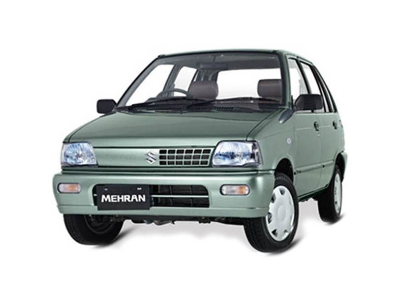 Suzuki Mehran VX (CNG) User Review