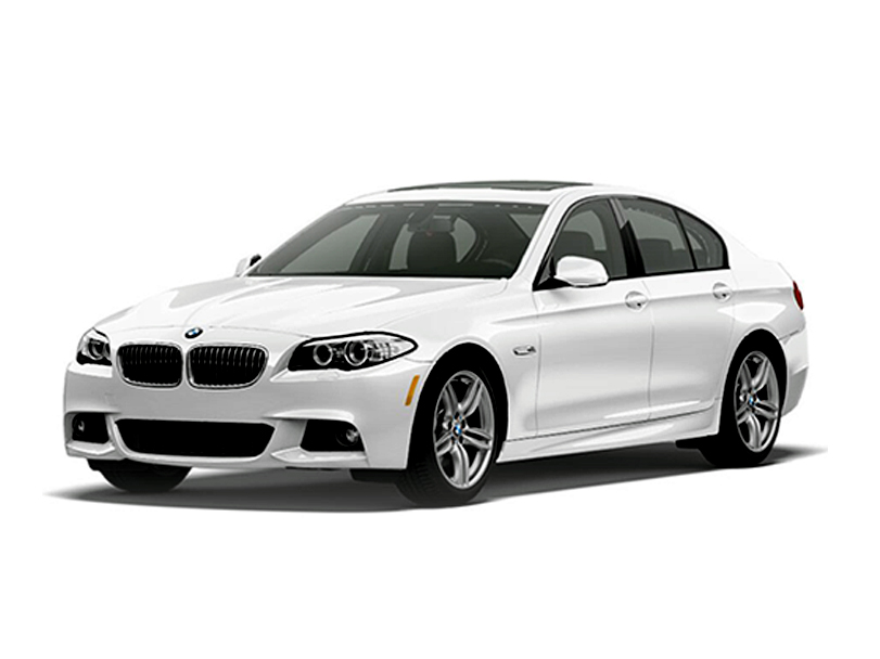 BMW 5 Series 2017 Exterior Front End