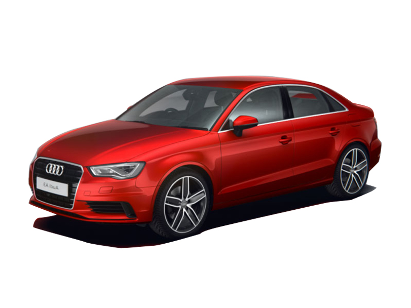 Audi A3 2018 Exterior Front Side View