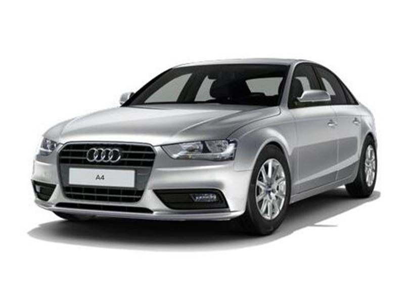 Audi A4 Exterior Front End