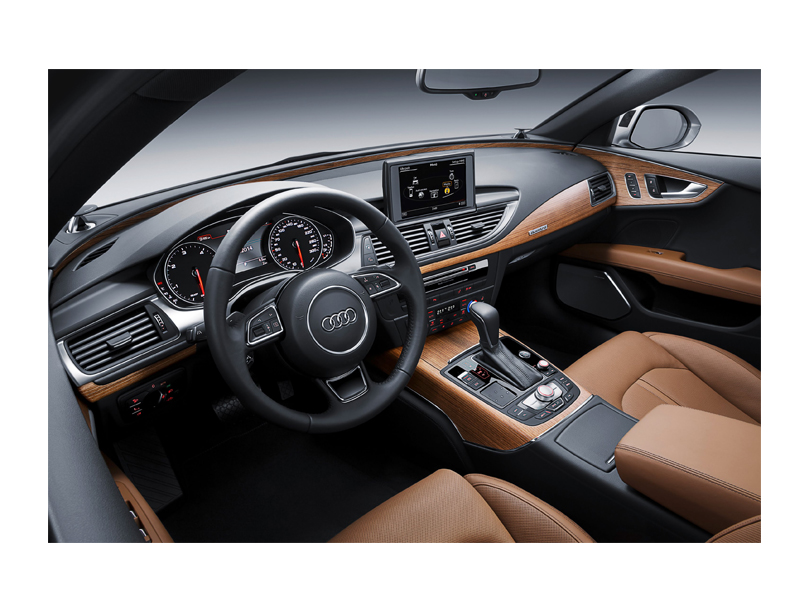 Audi A7 2020 Interior Dahboard