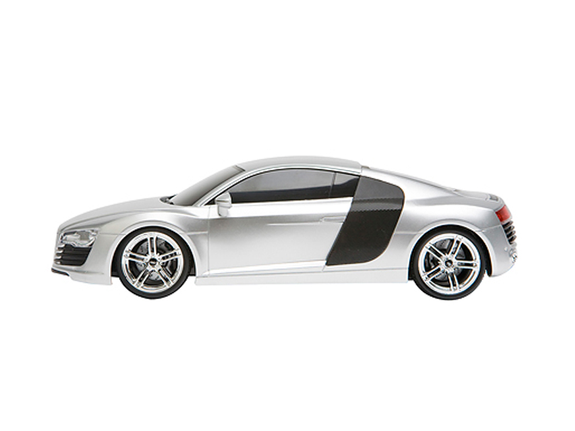 Audi R8  Exterior Side View