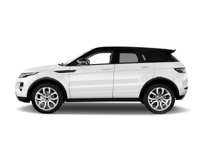 Range Rover Evoque  Exterior Side View