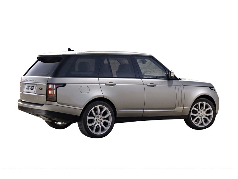 Range Rover Vogue  Exterior Side View