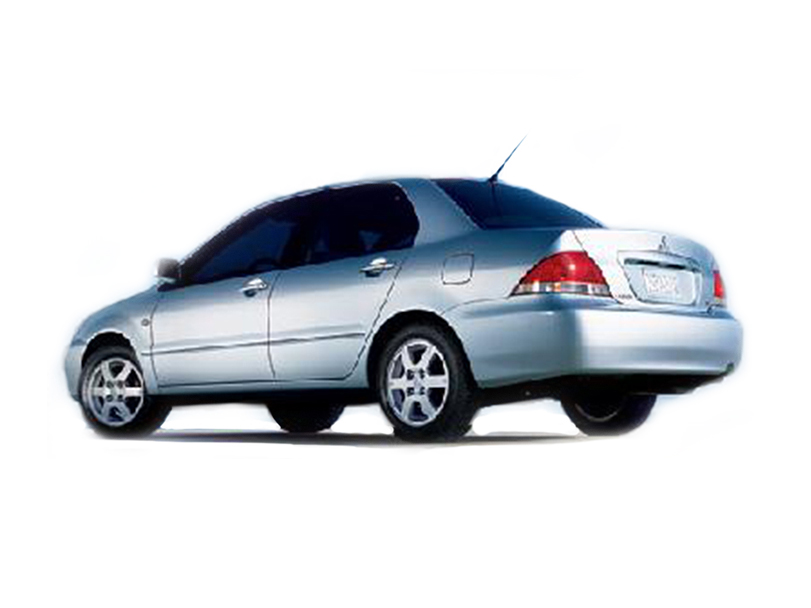 Mitsubishi Lancer 2008 Exterior Side View