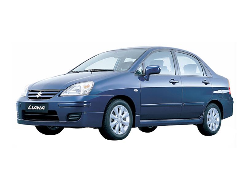 Suzuki Liana RXi (CNG) User Review