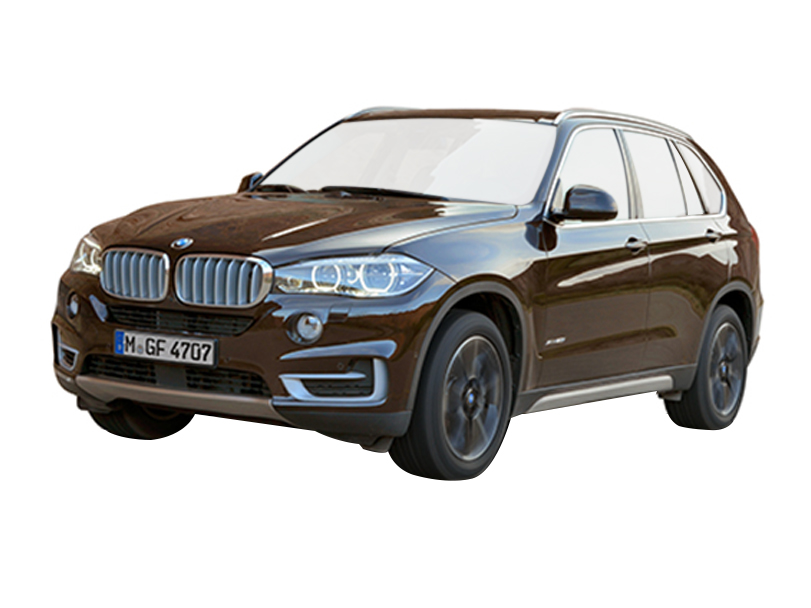 BMW X5 Series  Exterior Front View