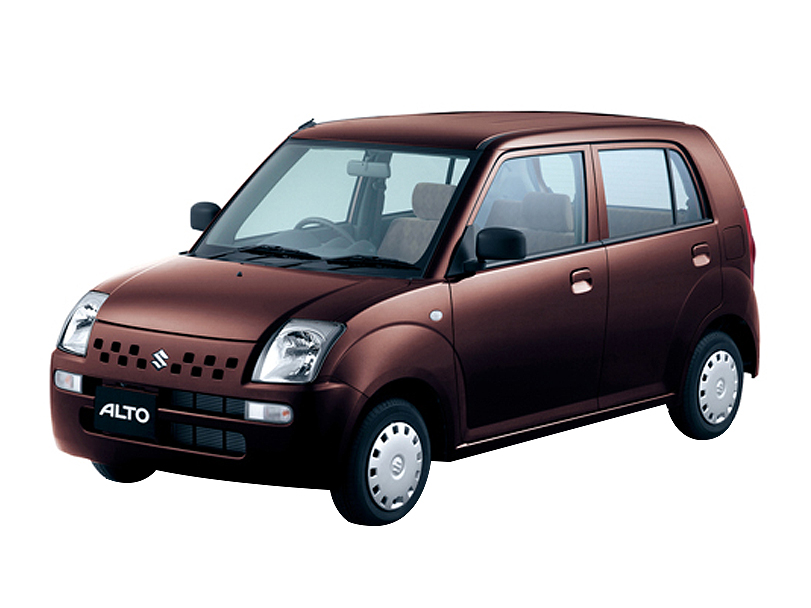 Suzuki Alto Seating Capacity