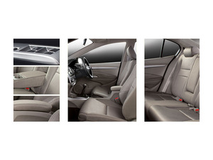 Honda City 2009 Interior Cabins