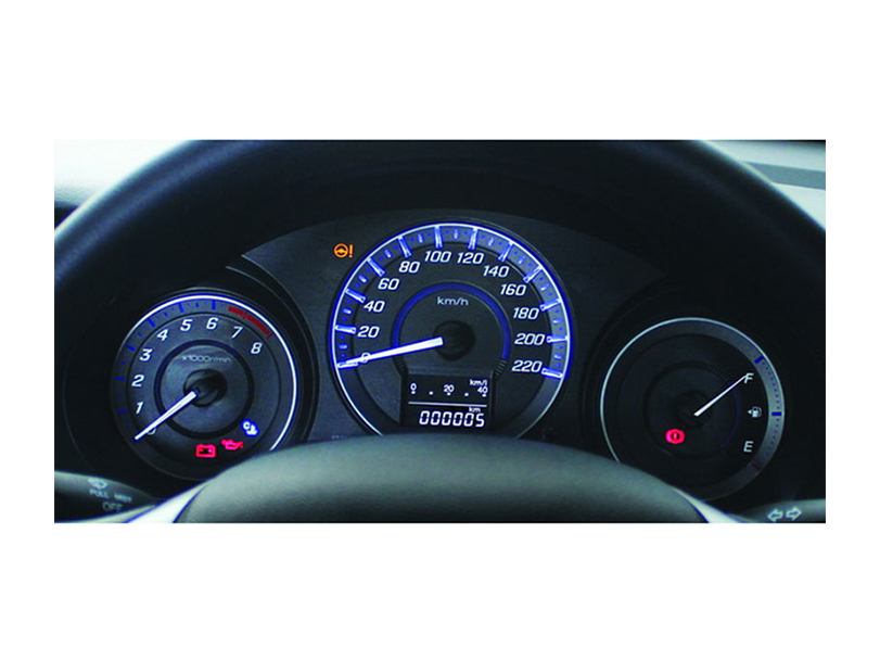 Honda City 2020 Interior Cluster