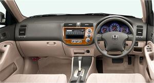Honda Civic 2006 Interior Dashboard