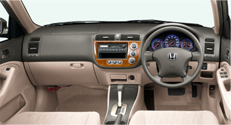 Honda Civic 2006 Interior Dashboard