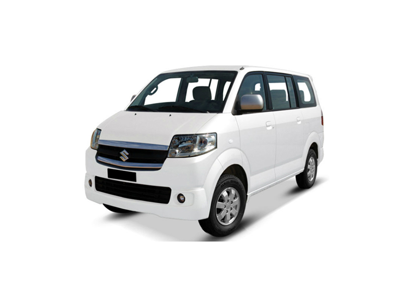 Suzuki APV GLX User Review