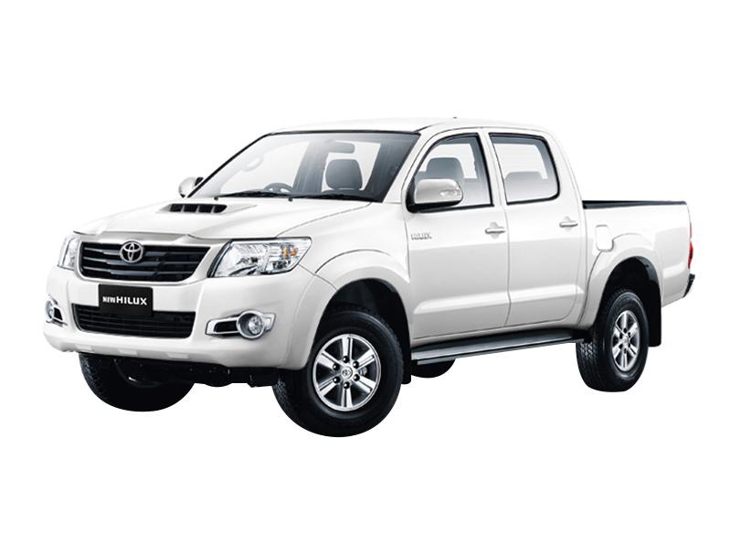 Toyota Hilux Vigo Champ G User Review
