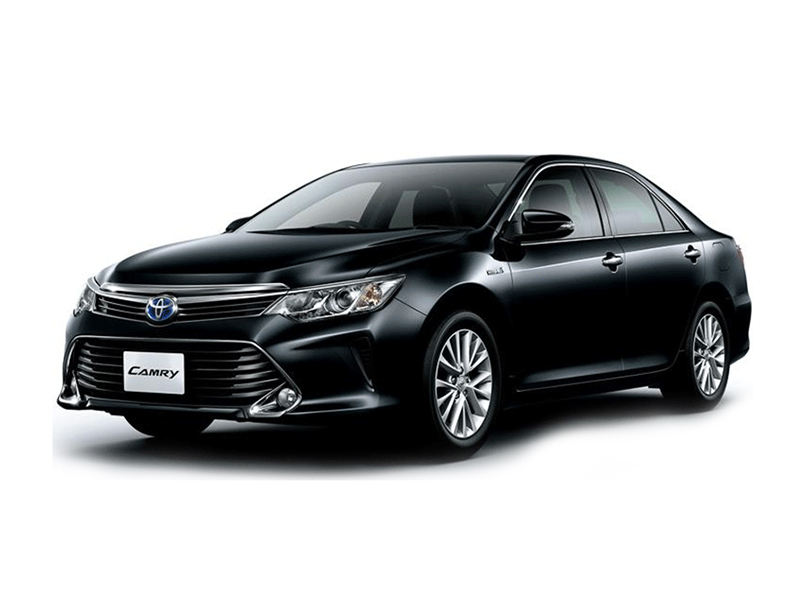 Toyota Camry User Review