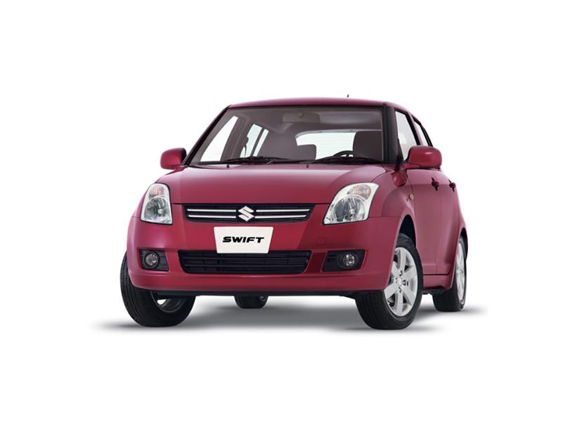 Suzuki Swift DLX Automatic 1.3 User Review