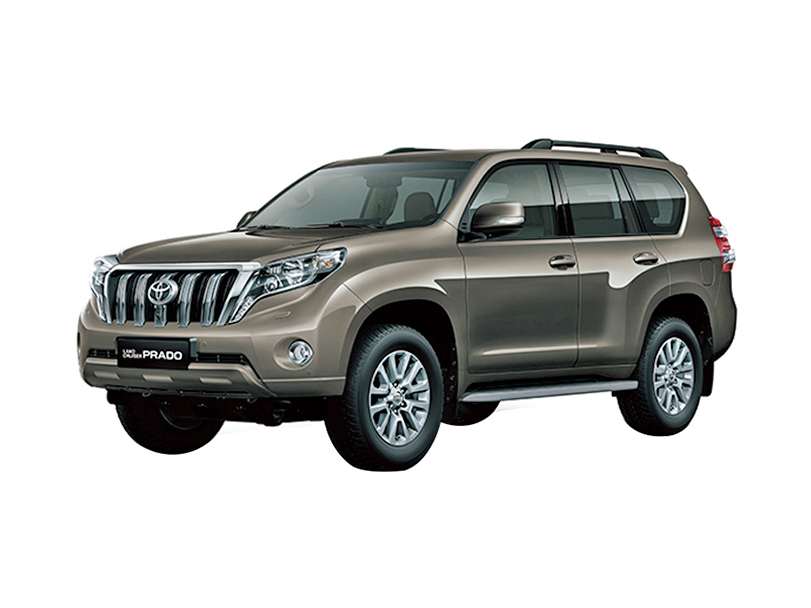 Toyota Prado User Review