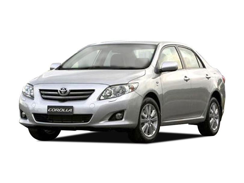 Toyota Corolla Altis Cruisetronic 1.6 User Review