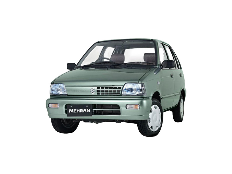 Suzuki Mehran VX Euro II User Review