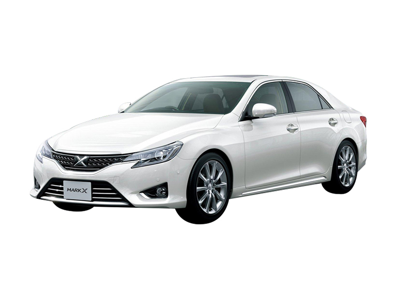 Toyota Mark X  Exterior Toyota Mark X 2nd Genetation