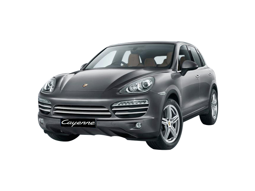 Porsche Cayenne Turbo S User Review
