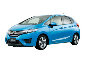 New Honda Fit Hybrid