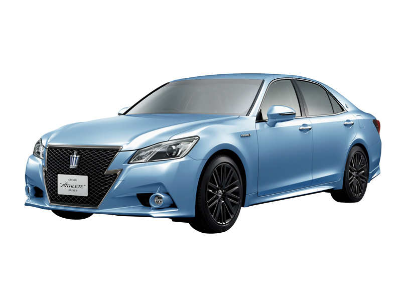 Toyota Crown User Review
