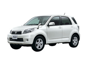 Toyota Rush Prices in Pakistan, Pictures and Reviews