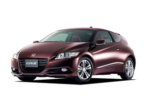New Honda CR-Z Sports Hybrid