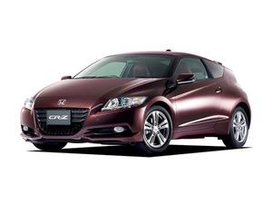 New Honda CR-Z Sports Hybrid