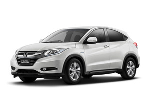 New Honda Vezel
