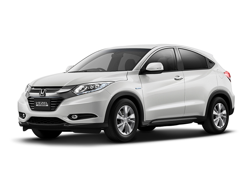Honda Vezel X User Review